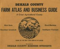 Cover Page, DeKalb County 1947